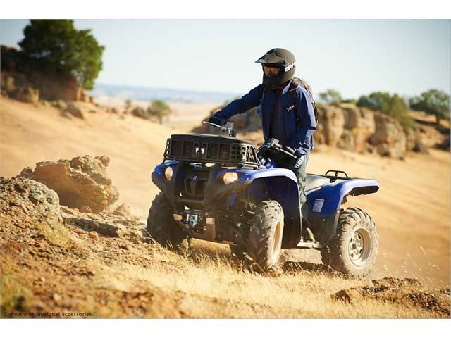 2014 Yamaha Grizzly 700 FI Auto. 4x4 EPS in Monroe, Washington