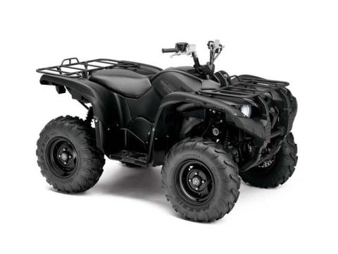 2014 Yamaha Grizzly 700 FI Auto. 4x4 EPS Special Edition in Elkhart, Indiana