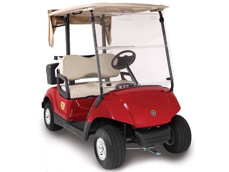 2014 Yamaha Electric Fleet Golf Car 2
