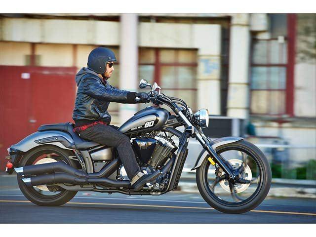 2014 Yamaha Stryker 6