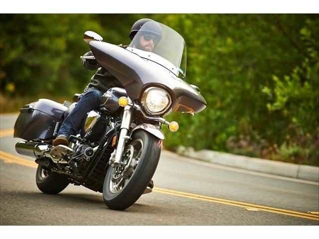 2014 Yamaha V Star 1300 Deluxe in Dimondale, Michigan