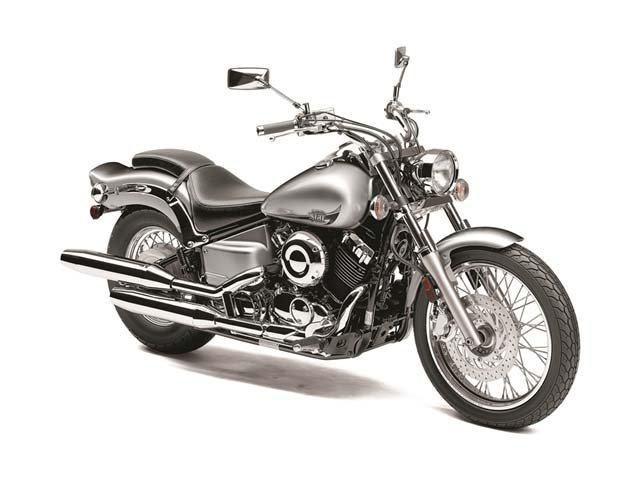 2014 Yamaha V Star 650 Custom in Canton, Ohio - Photo 3
