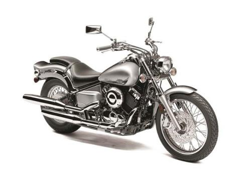 2014 Yamaha V Star 650 Custom in Fond Du Lac, Wisconsin - Photo 3