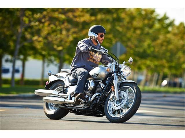 2014 Yamaha V Star 650 Custom in Elkhart, Indiana