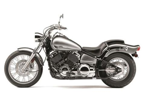 2014 Yamaha V Star 650 Custom in Canton, Ohio - Photo 2