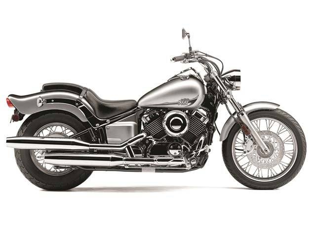 2014 Yamaha V Star 650 Custom in Canton, Ohio - Photo 1