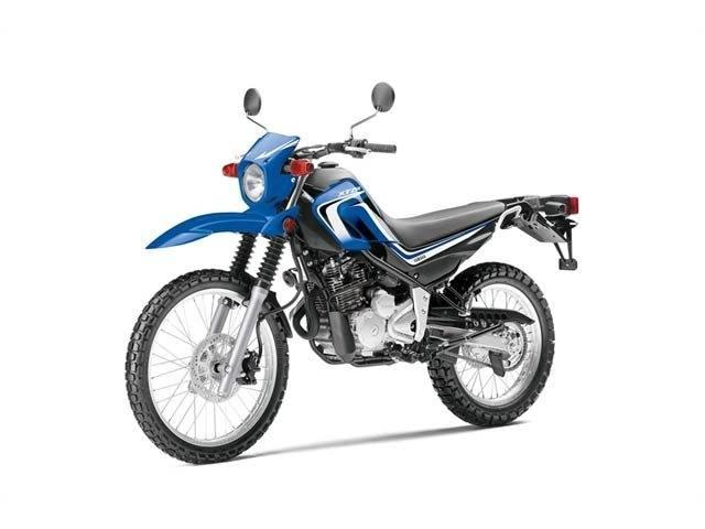 2014 Yamaha XT250 3