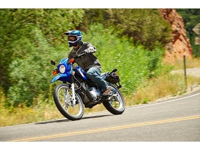 2014 Yamaha XT250 5