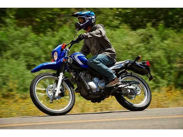 2014 Yamaha XT250 6