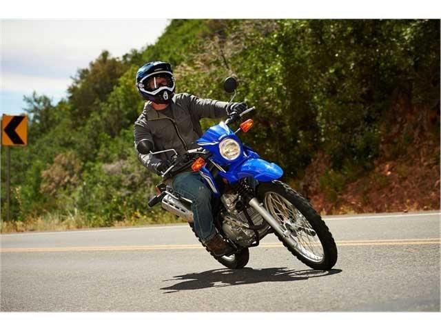 2014 Yamaha XT250 10