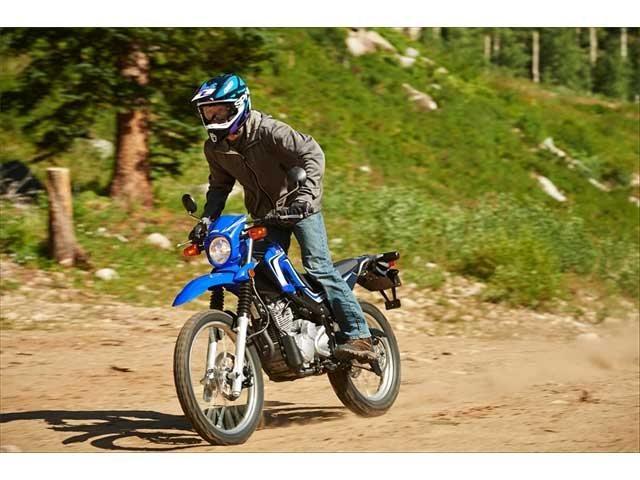 2014 Yamaha XT250 8