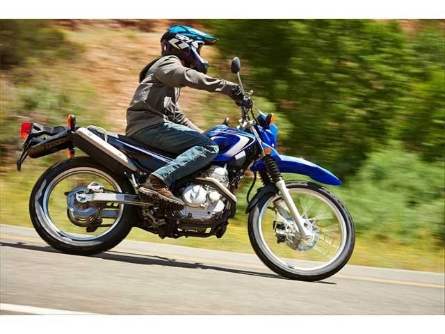 2014 Yamaha XT250 9