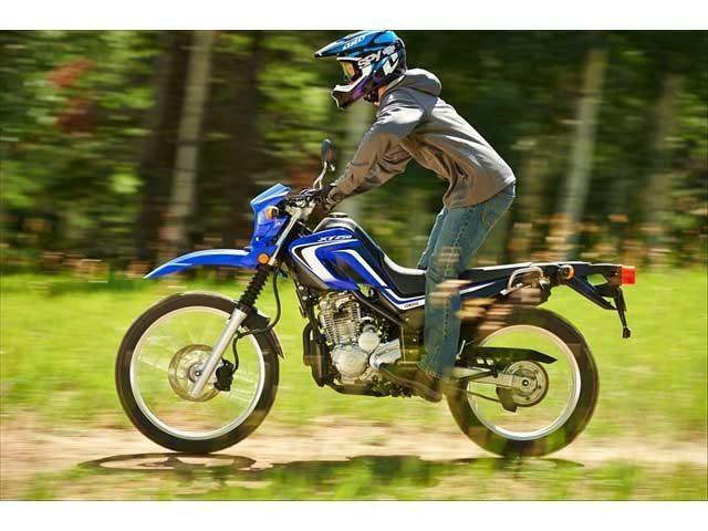 2014 Yamaha XT250 11