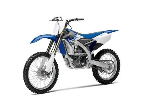 2014 Yamaha YZ250F  in Bristol, Virginia