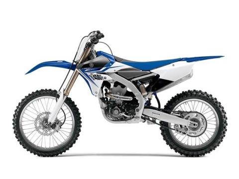 2014 Yamaha YZ450F in Tyrone, Pennsylvania - Photo 11