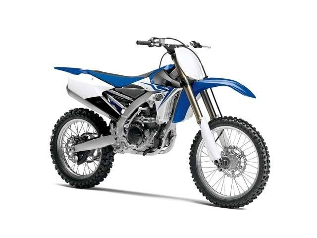 2014 Yamaha YZ450F in Tyrone, Pennsylvania - Photo 12