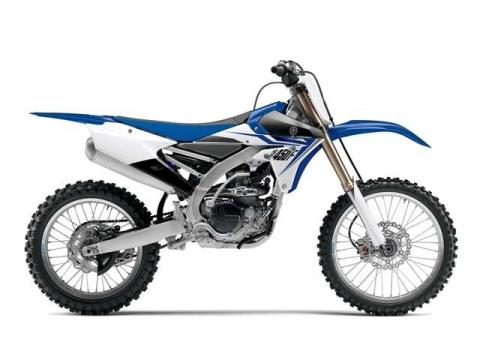 2014 Yamaha YZ450F in Tyrone, Pennsylvania - Photo 10