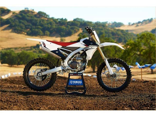 2014 Yamaha YZ450F in Tyrone, Pennsylvania - Photo 17
