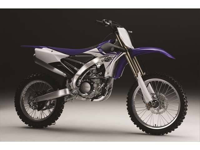 2014 Yamaha YZ450F in Tyrone, Pennsylvania - Photo 16