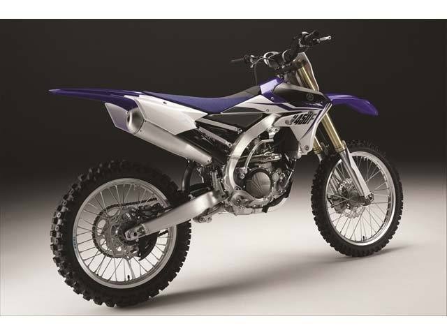 2014 Yamaha YZ450F in Tyrone, Pennsylvania - Photo 15