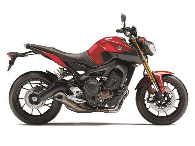 2014 Yamaha FZ-09 5