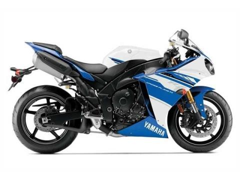 Team Yamaha Blue / White