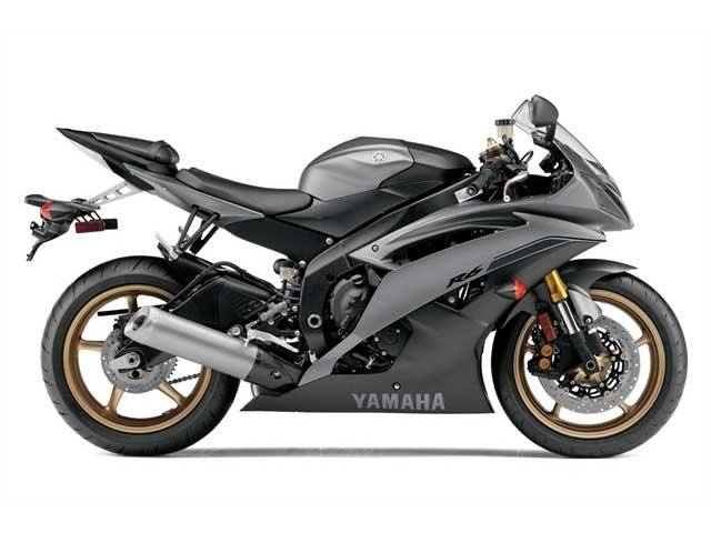 2014 Yamaha YZF-R6 in Belvidere, Illinois