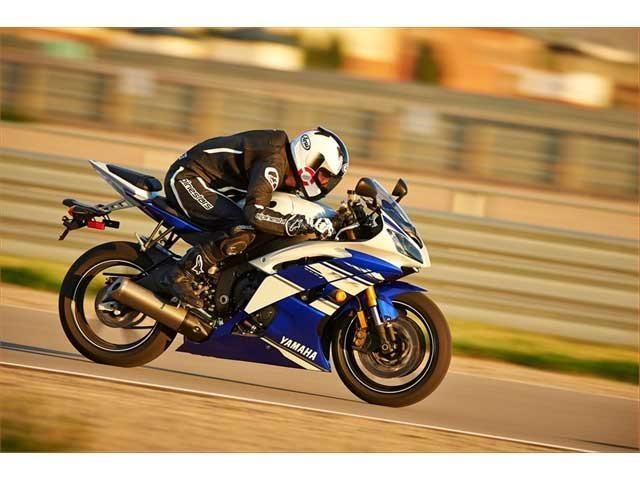 2014 Yamaha YZF-R6 12