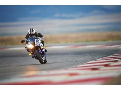 2014 Yamaha YZF-R6 in Fontana, California