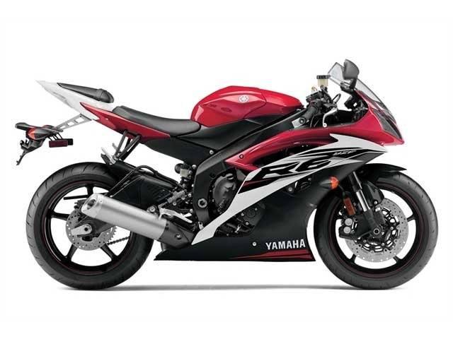 2014 Yamaha YZF-R6 11