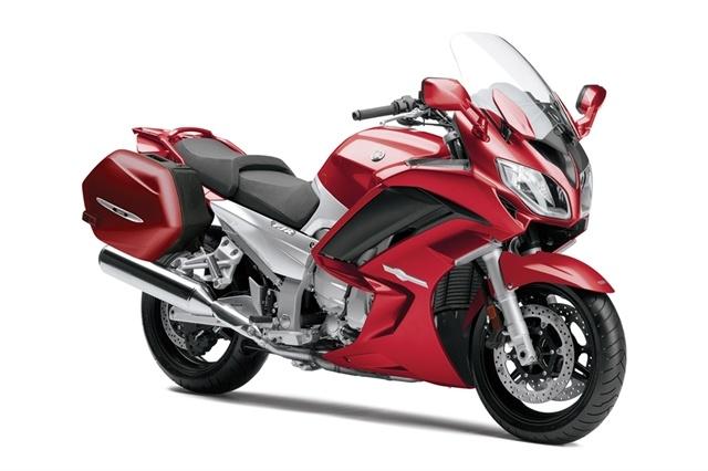 2014 Yamaha FJR1300A 9