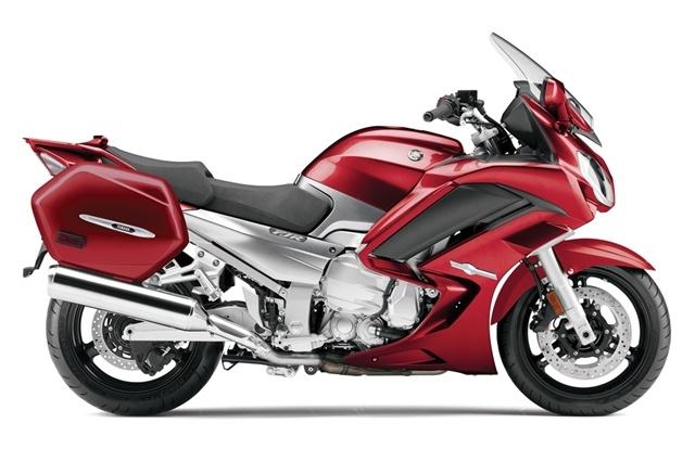 2014 Yamaha FJR1300A 7