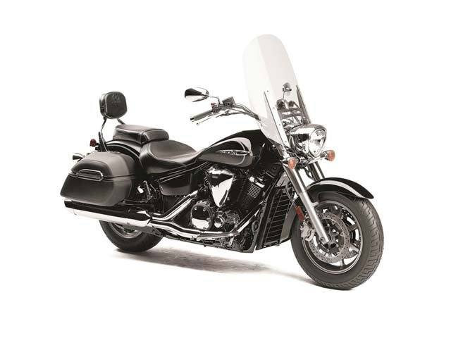2014 Yamaha V Star 1300 Tourer in Fort Lauderdale, Florida - Photo 12