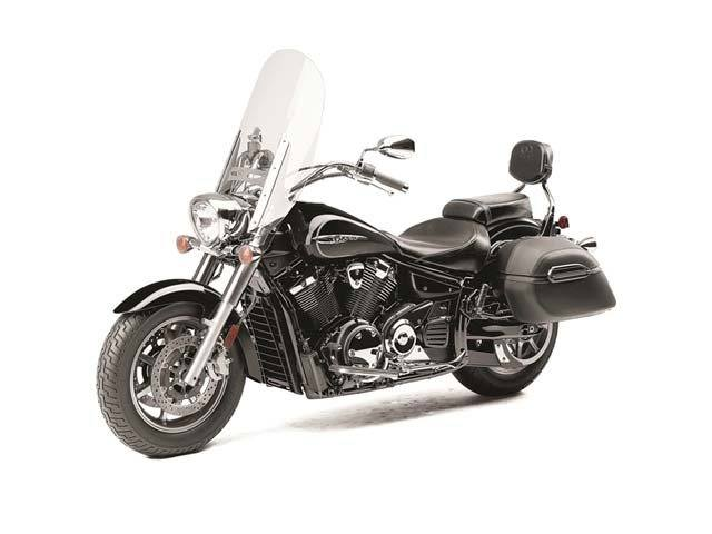 2014 Yamaha V Star 1300 Tourer in Fort Lauderdale, Florida - Photo 13