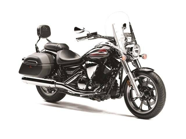 2014 Yamaha V Star 950 Tourer in Safford, Arizona