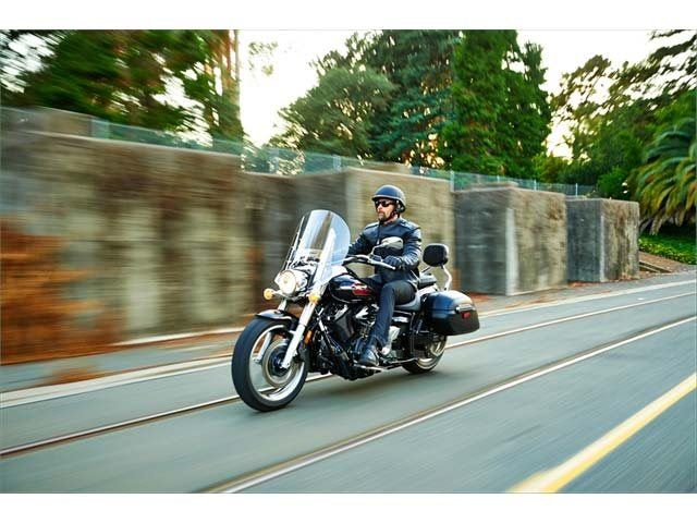 2014 Yamaha V Star 950 Tourer in Orlando, Florida