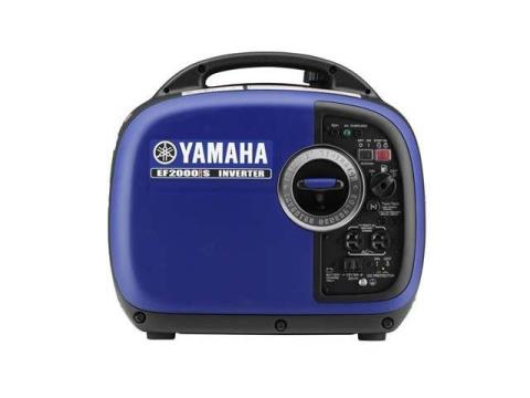 2014 Yamaha Inverter EF2000iS in Manheim, Pennsylvania