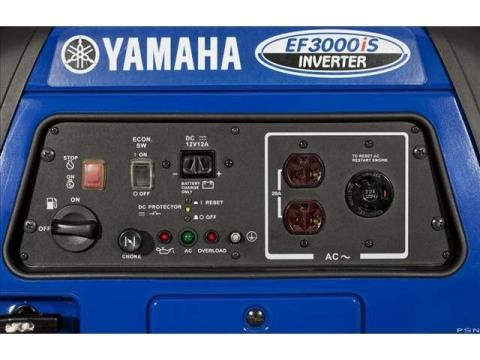 2014 Yamaha Inverter EF3000iS in Manheim, Pennsylvania - Photo 4