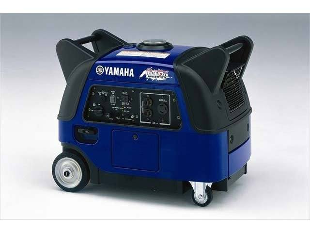 2014 Yamaha Inverter EF3000iSEB in Denver, Colorado