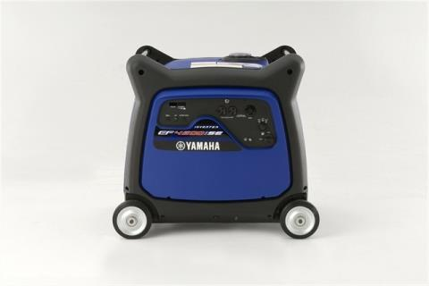 2014 Yamaha Inverter EF4500iSE in Appleton, Wisconsin