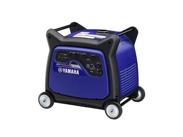 2014 Yamaha Inverter EF6300iSDE in Denver, Colorado