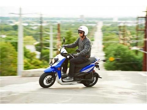 2014 Yamaha Zuma 50FX in Fontana, California