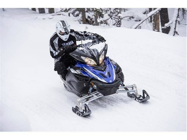 2014 Yamaha Apex® SE in Speculator, New York - Photo 16