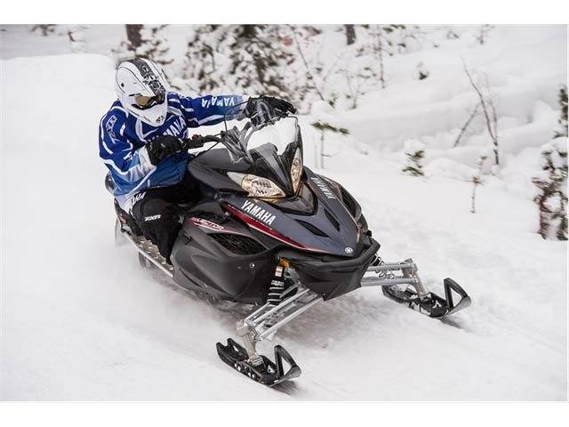 2014 Yamaha RS Vector® in Galeton, Pennsylvania - Photo 6