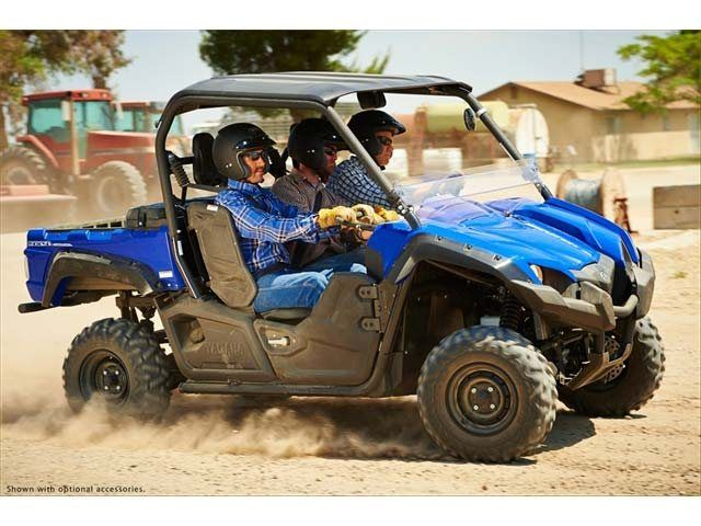 2014 Yamaha Viking EPS in Antigo, Wisconsin - Photo 8