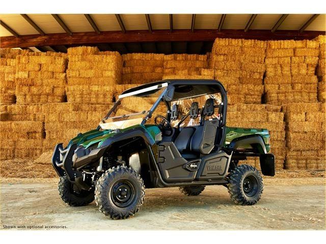 2014 Yamaha Viking EPS in Antigo, Wisconsin - Photo 4