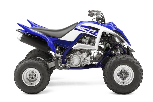 2015 Yamaha Raptor 700 in Harrisburg, Illinois