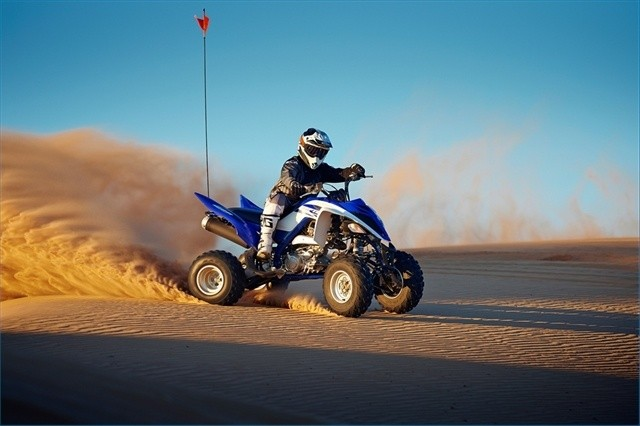 2015 Yamaha Raptor 700R in Long Island City, New York - Photo 18