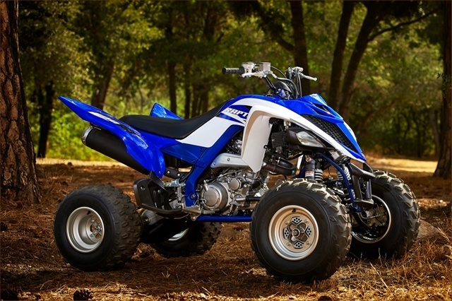 2015 Yamaha Raptor 700R in Long Island City, New York - Photo 5