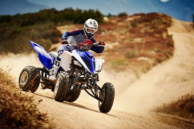 2015 Yamaha Raptor 700R in Long Island City, New York - Photo 7